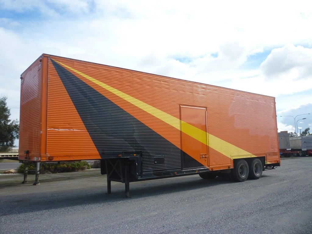 Drop Deck Van Trailers For Sale.html | Autos Weblog