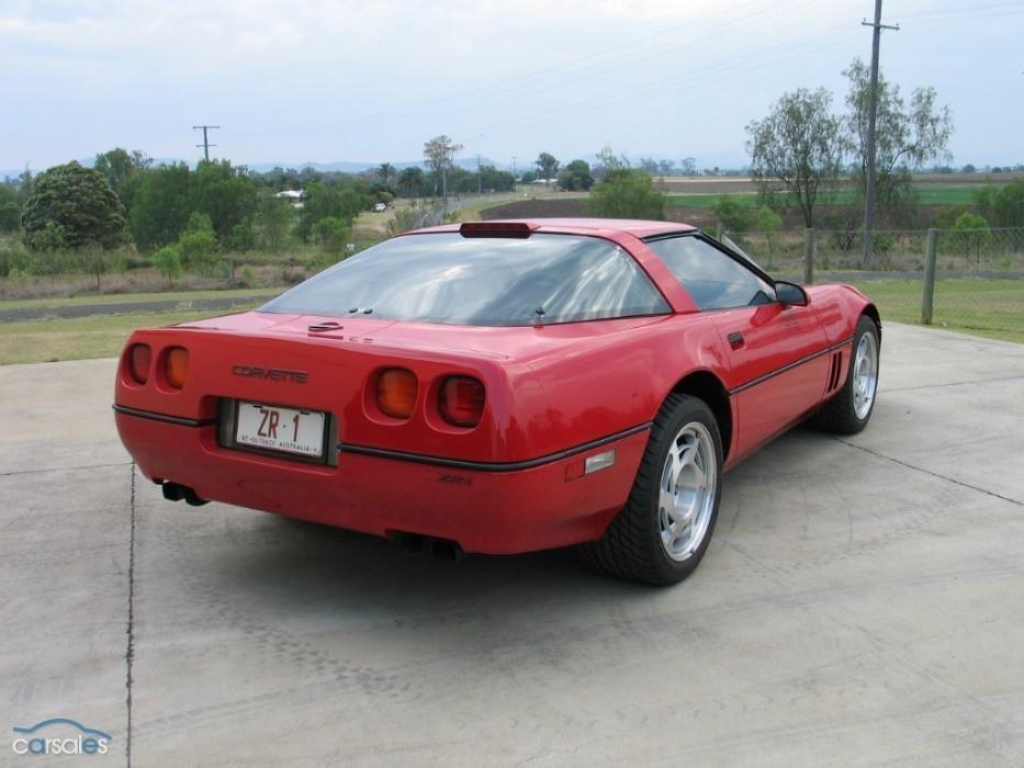 1990 chevrolet corvette c4 zr1 for sale trade unique cars australia. Cars Review. Best American Auto & Cars Review