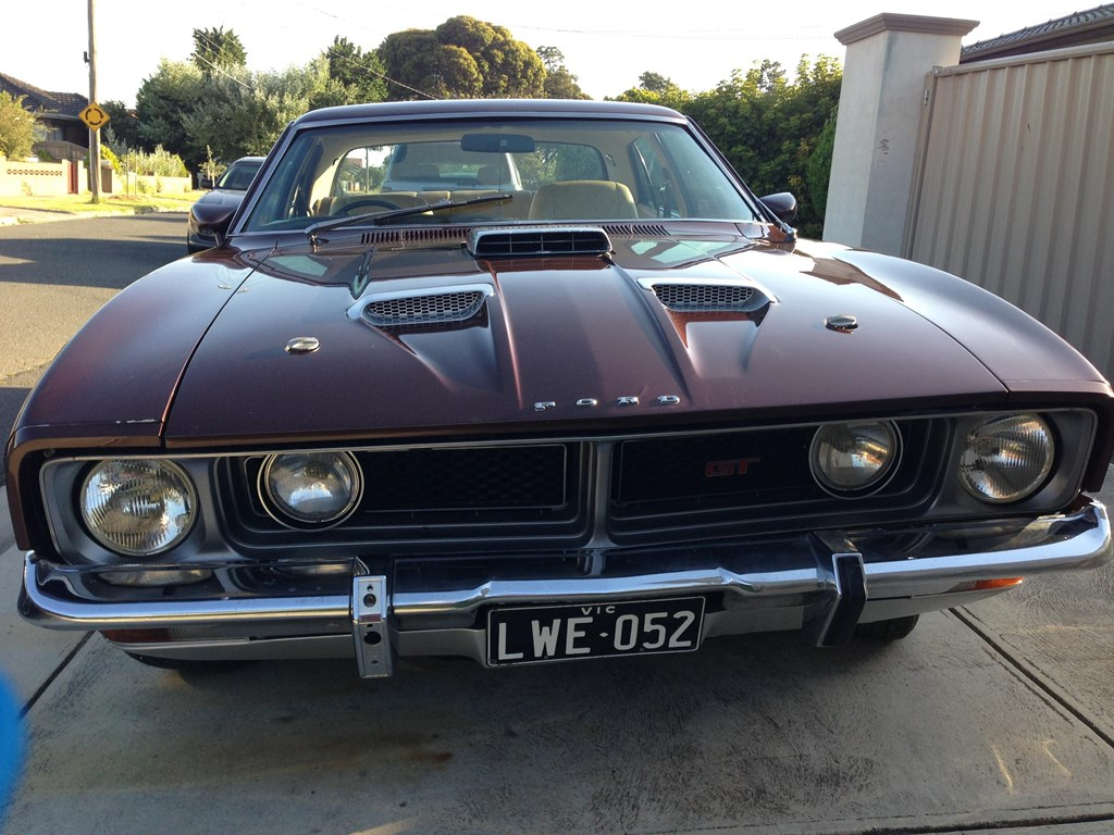 1974 FORD FALCON XB GT for sale $55,000