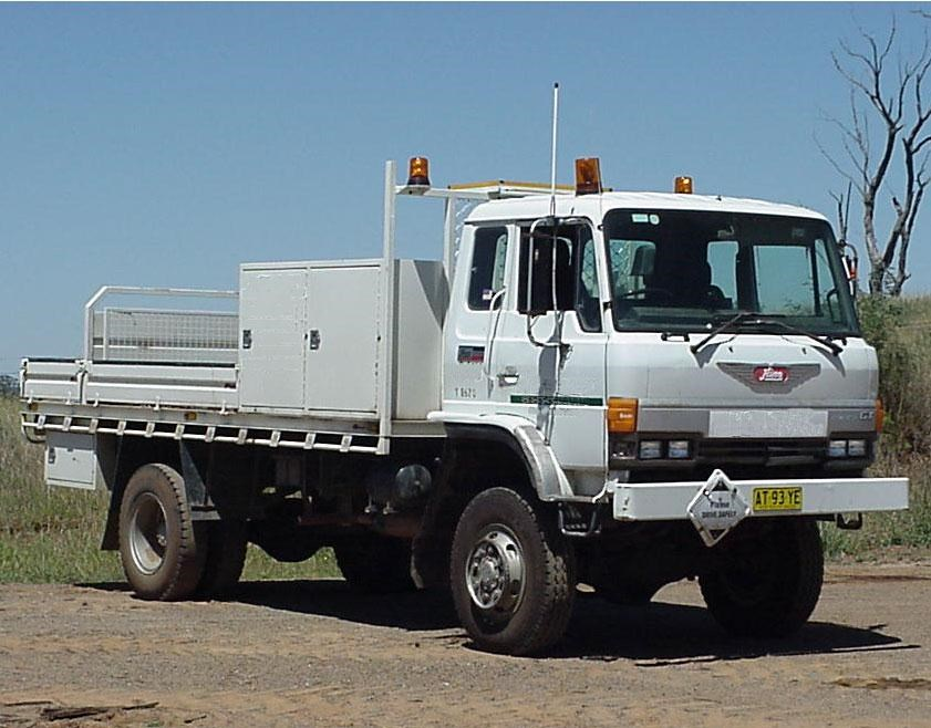 Hino 4x4 Trucks for Sale