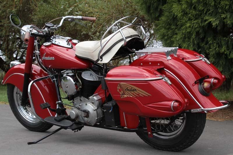 Antique Indian Motorcycles For Sale -Motorcycles-for-Sale 1950 INDIAN CHIEF for sale | Trade Motorcycles ...
