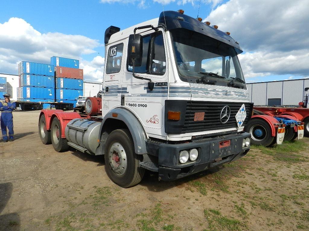 Mercedes 4x4 trucks australia for Mercedes benz truck for sale