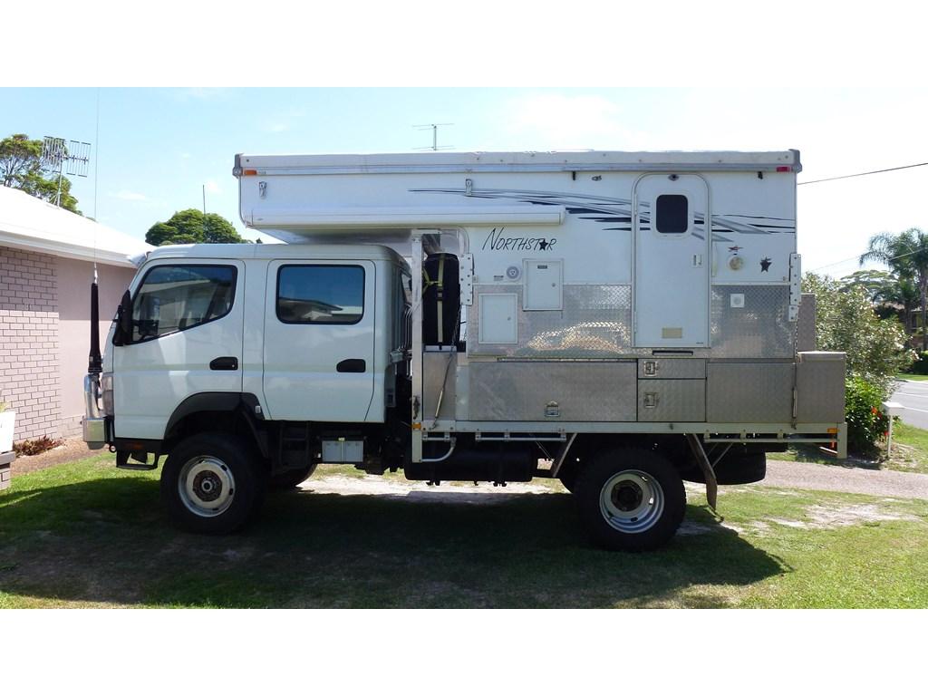 4X4 Trucks For Sale: Mitsubishi Fuso 4x4 Trucks For Sale