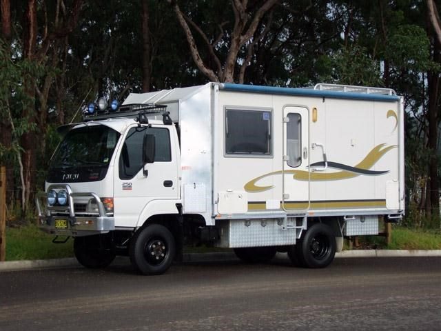 Lastest MotorhomesMobi  Used Volvo Luxury Custom Built FL6 FL6 For Sale