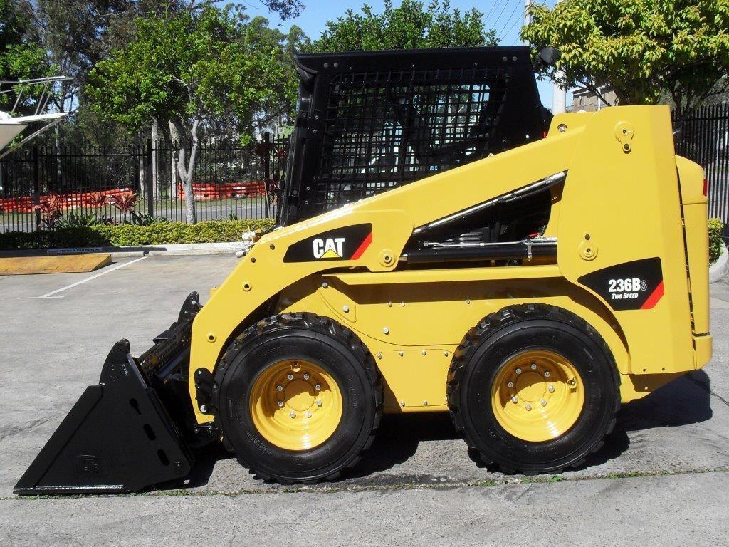 Cat Skid Steer : Caterpillar skid steer imgkid the image kid