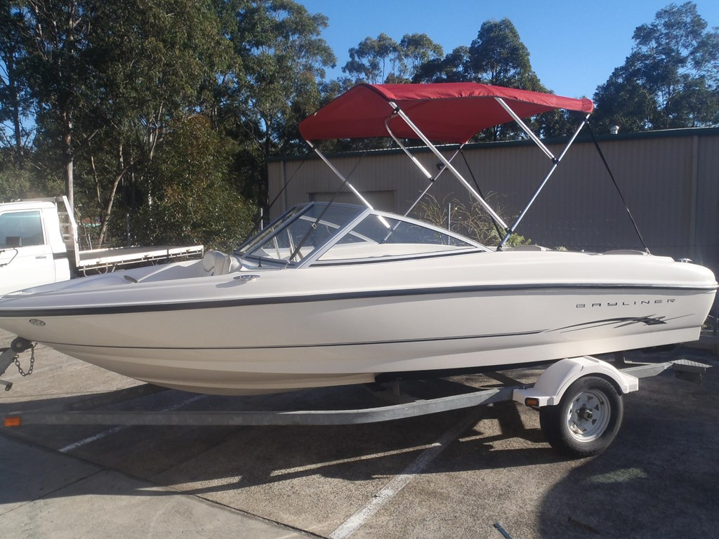 Bowrider Youtube Bayliner 175 1987 Capri Wiring Diagram Images 2006 Tracker Owners Manual