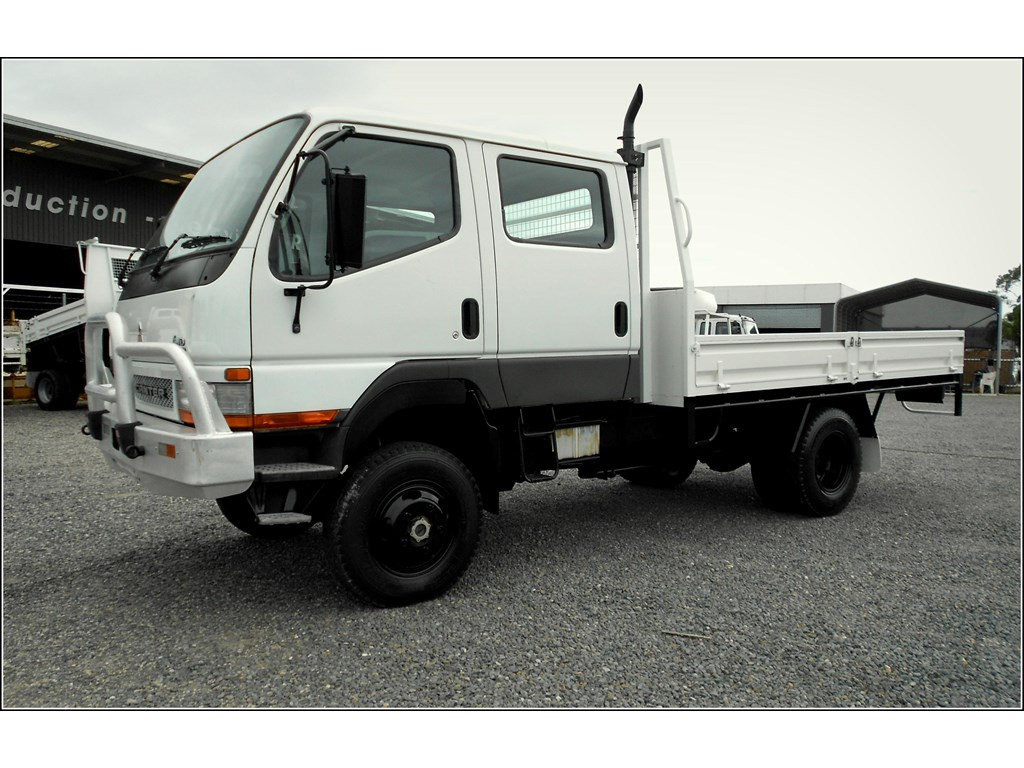 used mitsubishi canter 4x4 trucks for sale buy a used html autos weblog. Black Bedroom Furniture Sets. Home Design Ideas