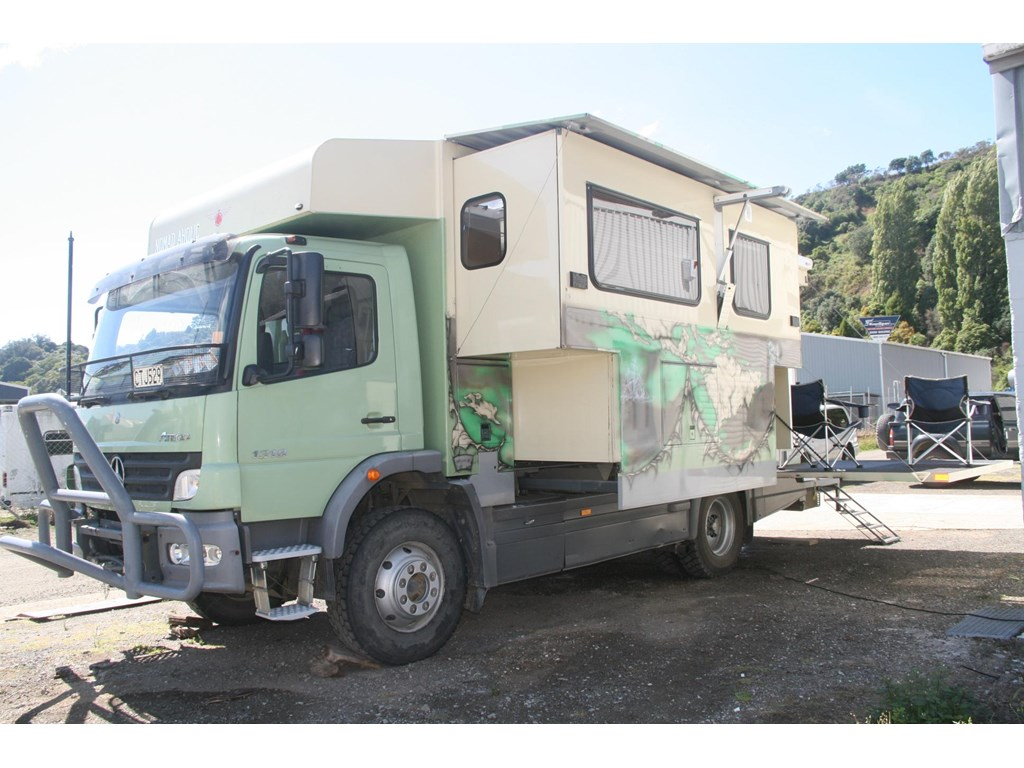 Custom Built Motorhome Autos Post