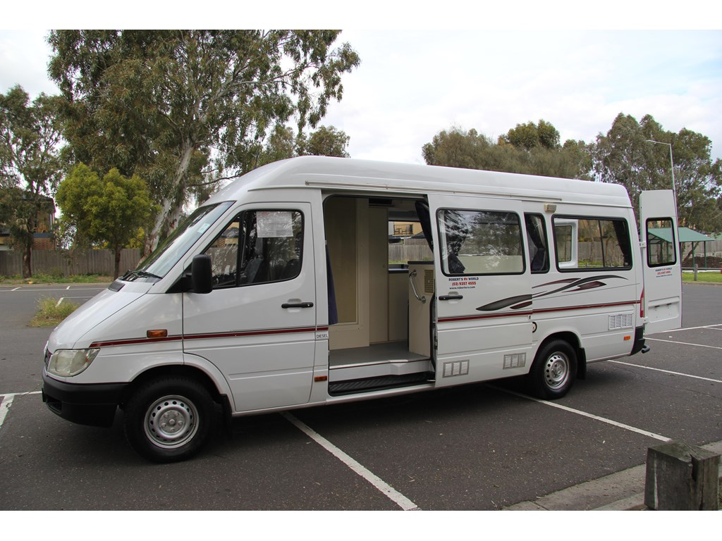 Mb sprinter rv for sale autos weblog for Mercedes benz rv used