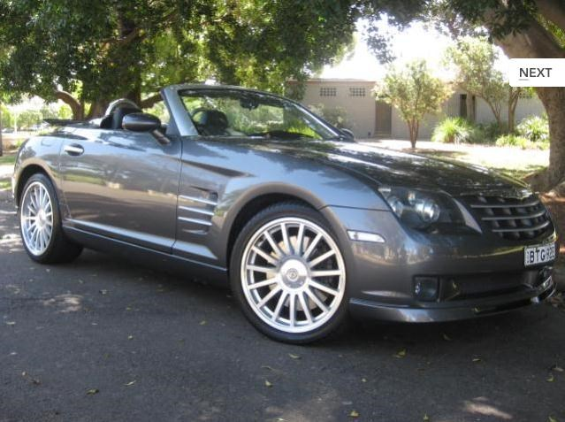 chrysler crossfire for. Cars Review. Best American Auto & Cars Review
