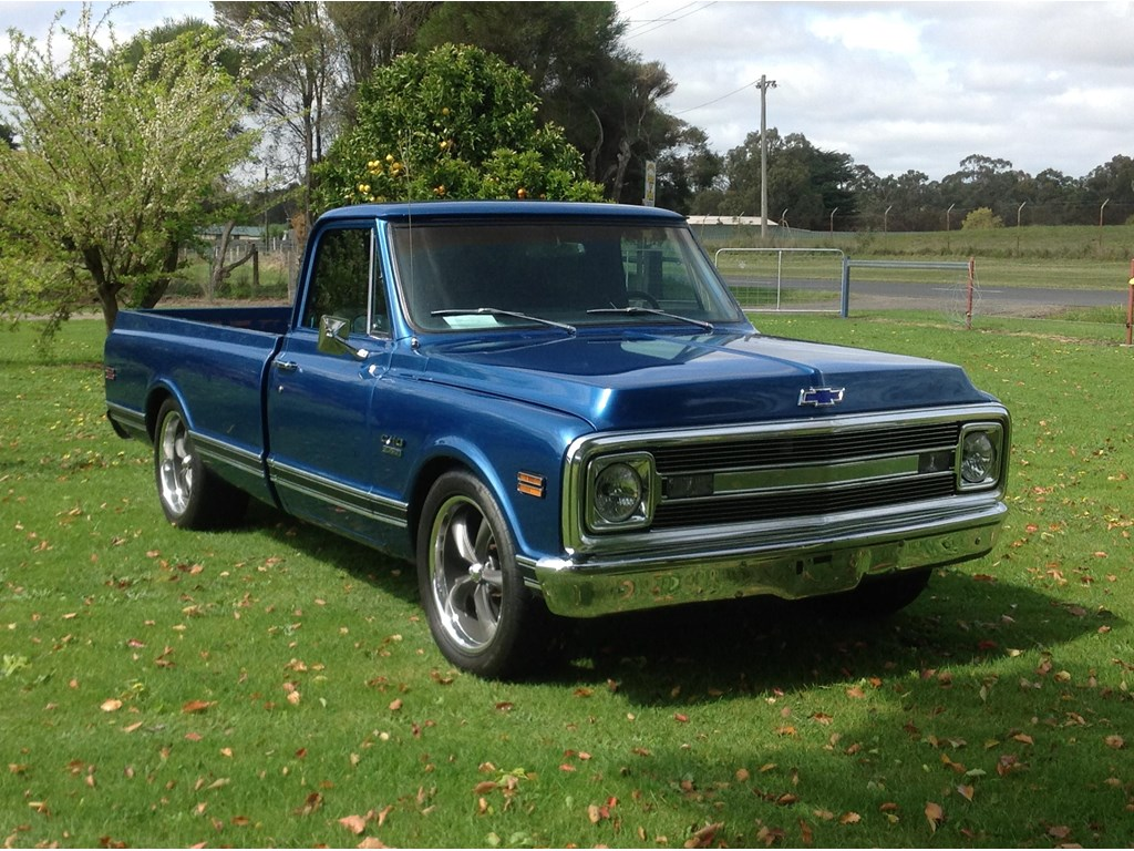 1969 chevrolet c10 for sale 30 000