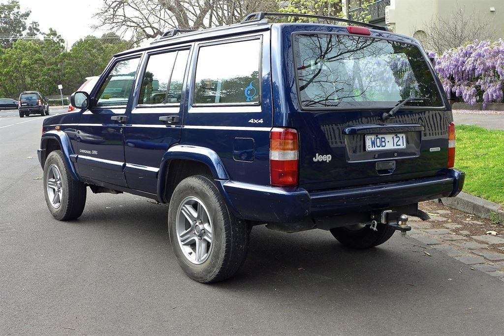 2000 jeep cherokee sport 4x4 xj for sale 4 990. Cars Review. Best American Auto & Cars Review