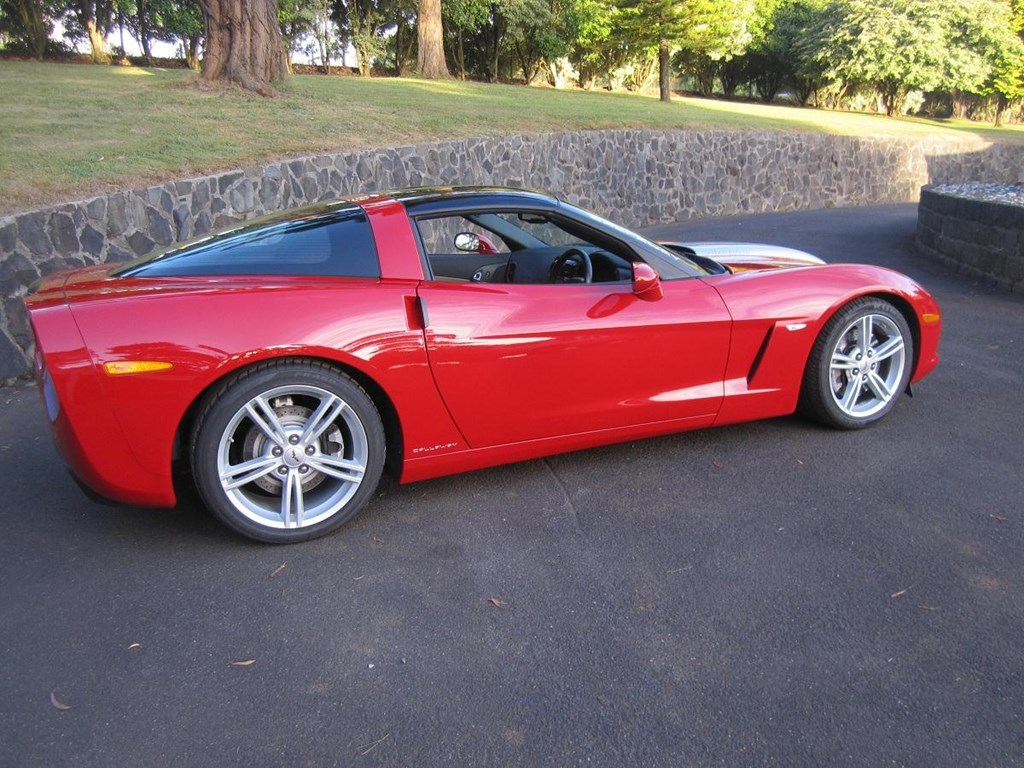 Supercharged Callaway Corvettes For Sale C6