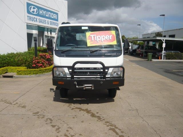 2009 FUSO CANTER 4X4 for sale $52,900
