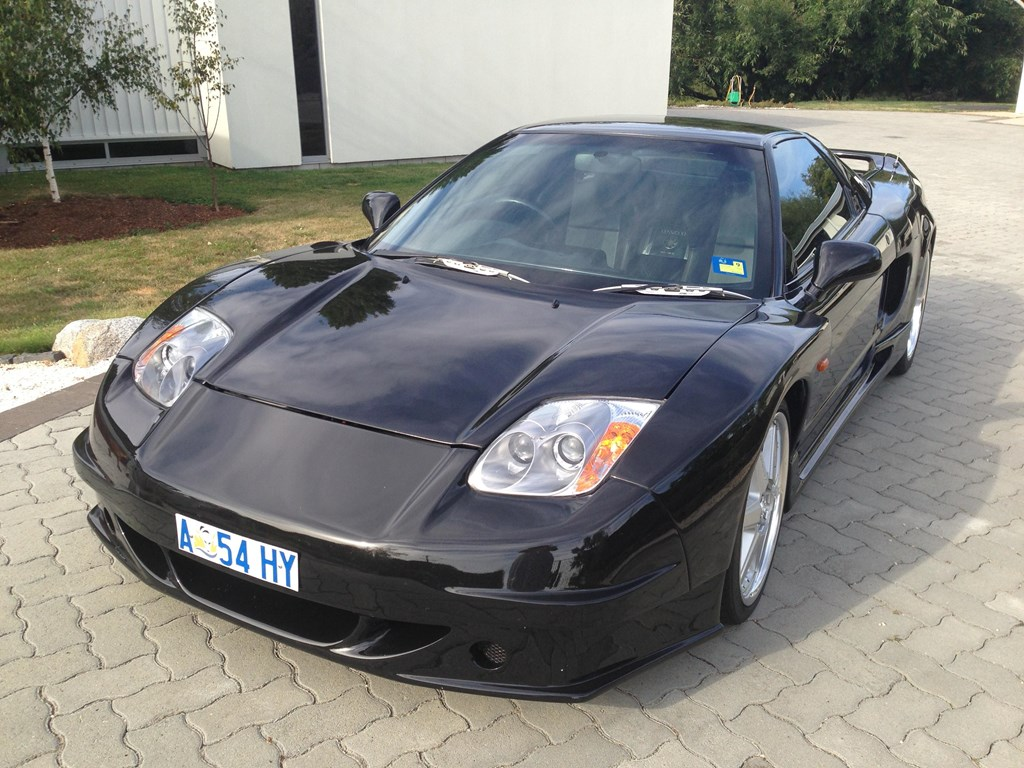 Honda NSX for Sale Canada submited images.