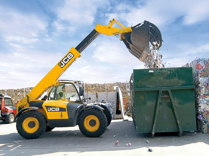 Cat Telehandler Reviews