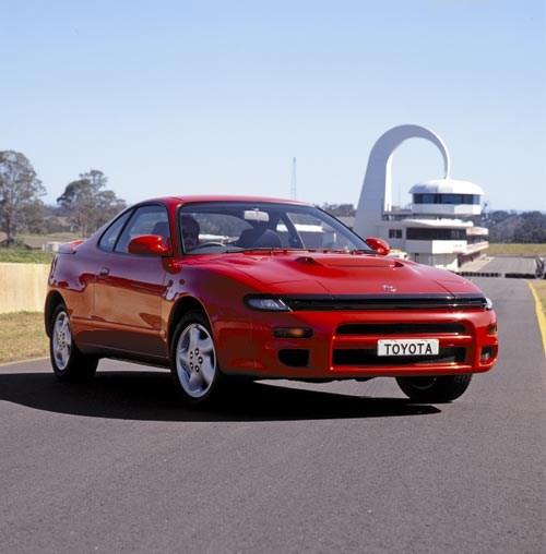 Toyota Celica Coupe 1600 Gt: Toyota Celica GT-Four: Future Classic