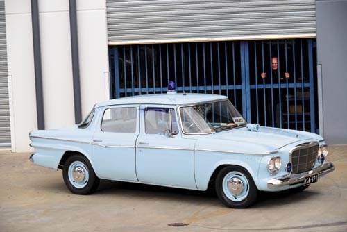 Studebaker Lark V8 Aussie Original