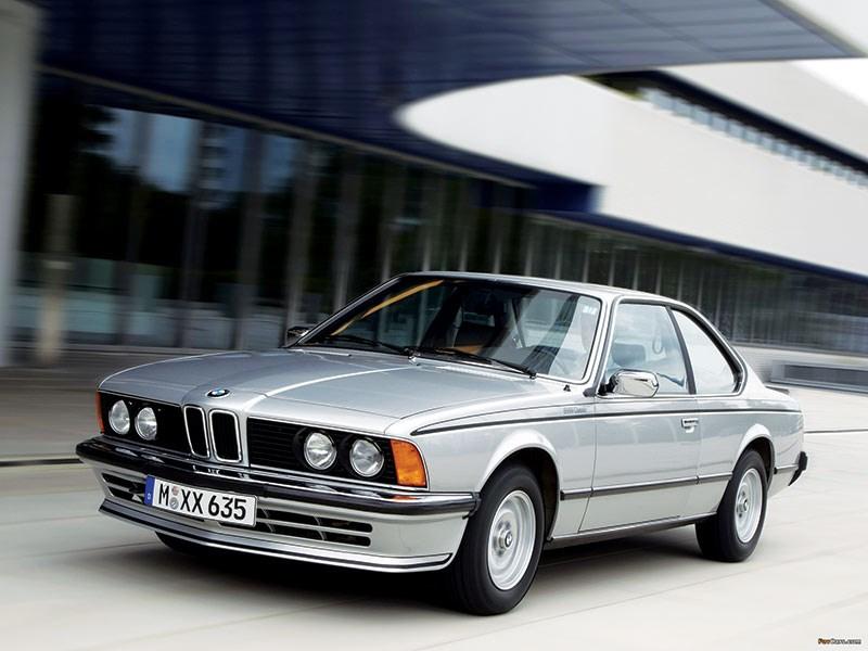 Bmw 635 Csi Future Classic