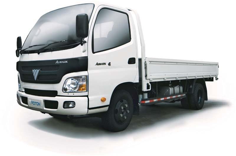 Freightliner Trucks For Sale >> FOTON AUMARK LIGHT TRUCK REVIEW