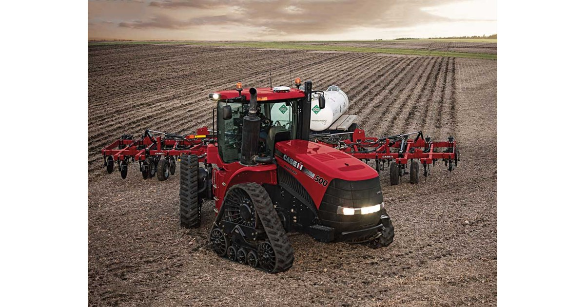 New CASE IH STEIGER ROWTRAC 500 Tractors for sale