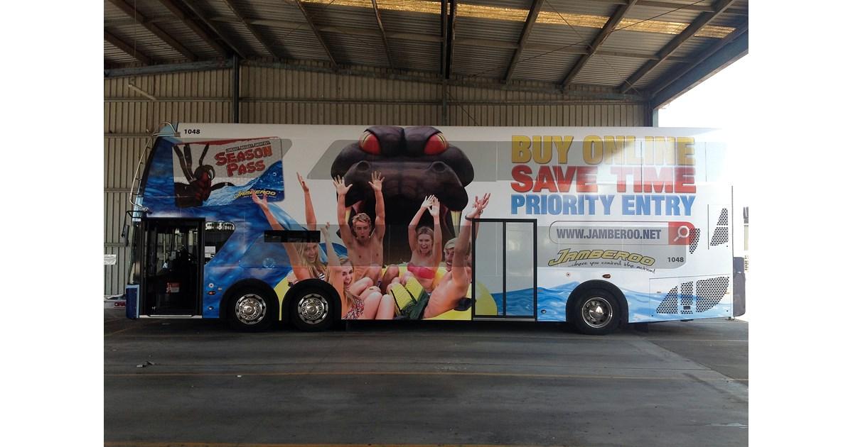 Bus Advertising For Darwin