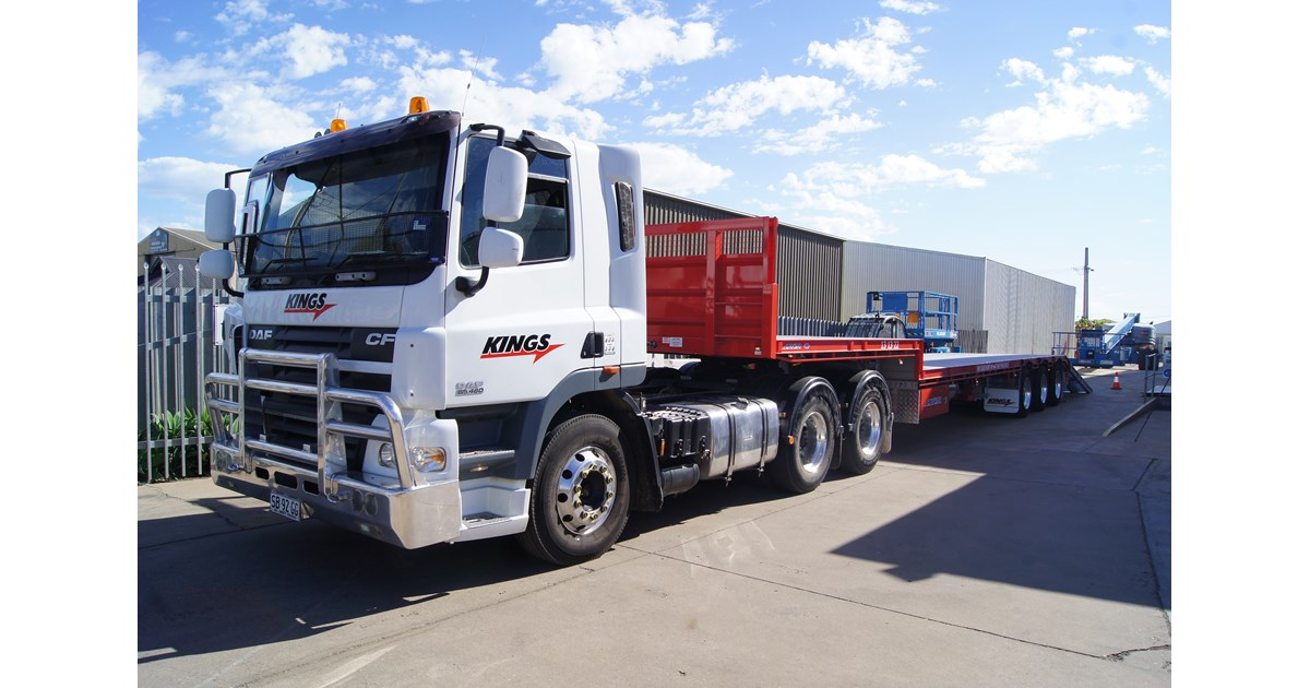 Kings keeps consolidating with P&F Haulage buy | News