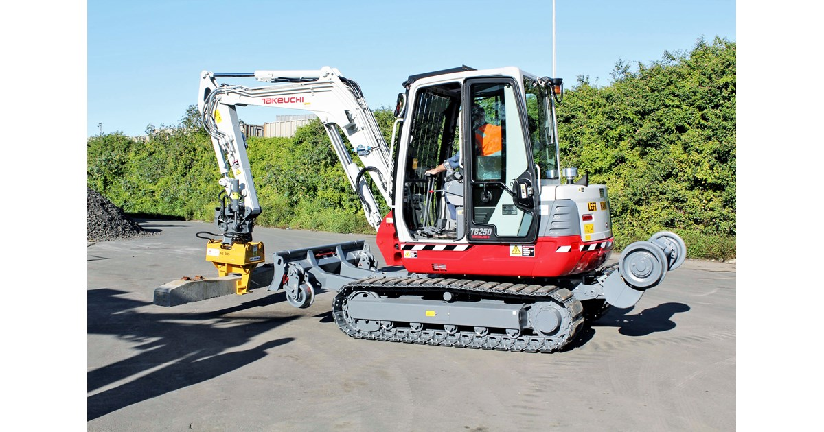 Takeuchi - New and Used Takeuchi Excavators For Sale in