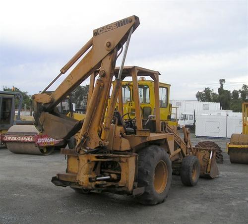 Case 580c Backhoe : Case c for sale