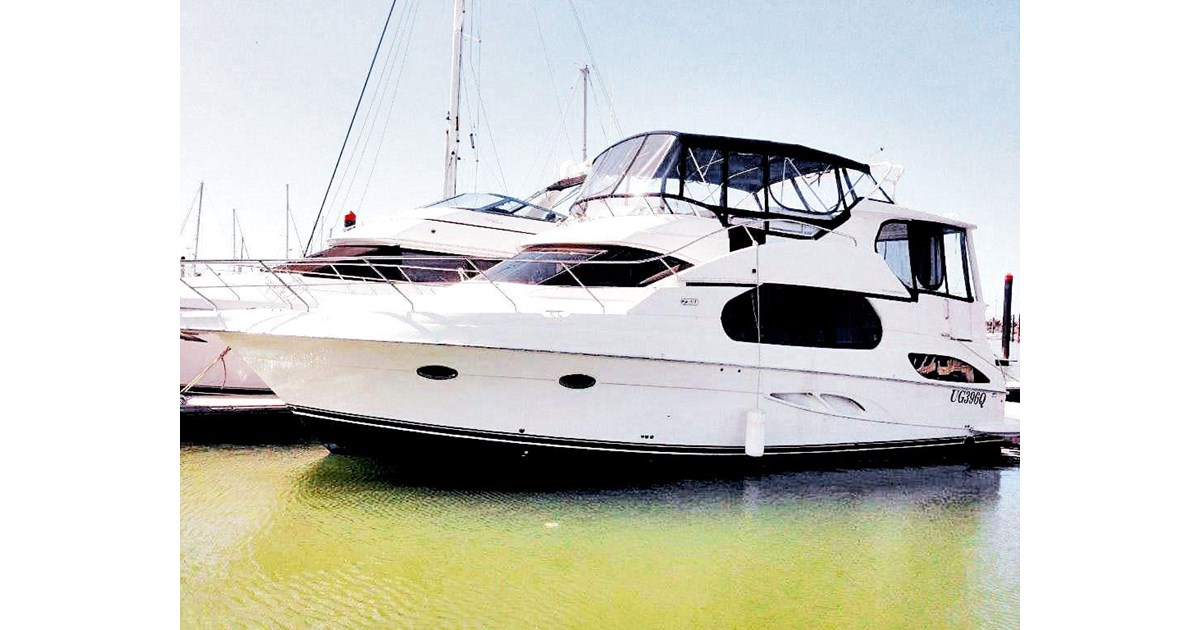 2004 Silverton 43 Motor Yacht For Sale Trade Boats