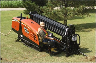 how to do a side cut with skid steer