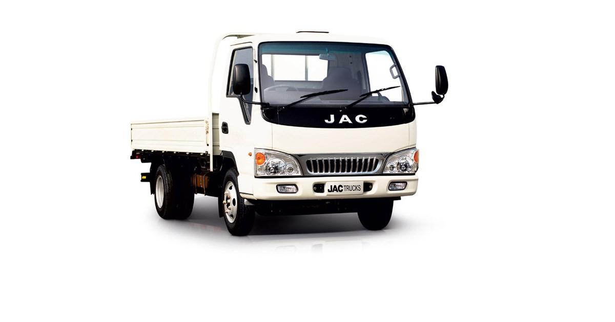 New JAC HFC1061K Trucks for sale