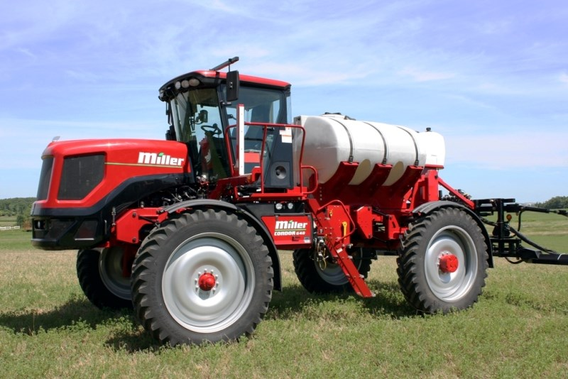 MILLER CONDOR For Sale - 17 Listings | TractorHouse.com ...