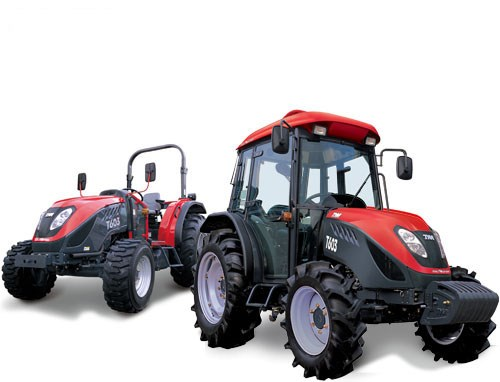 Ih 2424 Tractor Loader : New tym t  wd rops tractors for sale
