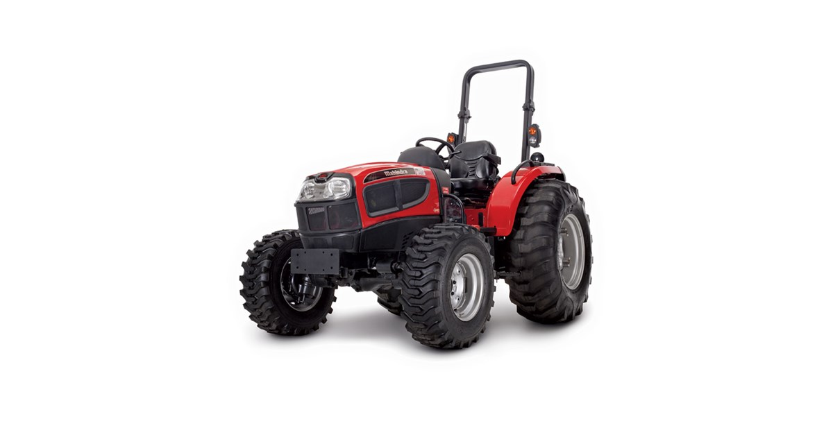 New Mahindra 4035 4wd Rops Tractors For Sale
