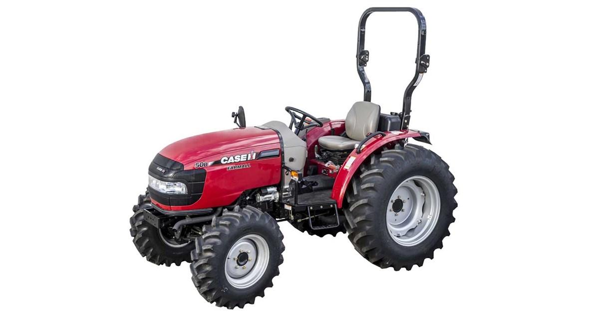 Case 50 Tractor : New case ih farmall b hydro tractors for sale