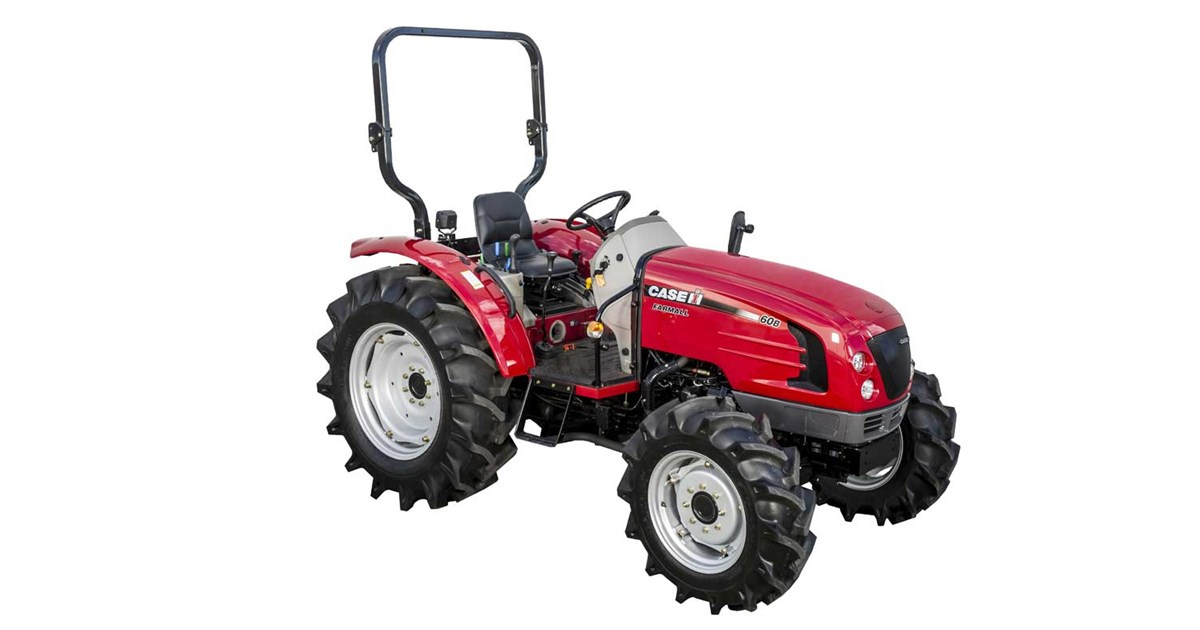 New CASE IH FARMALL 60B ROPS Tractors for sale