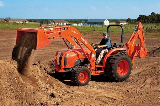 new kubota l3800 hd tractors for sale