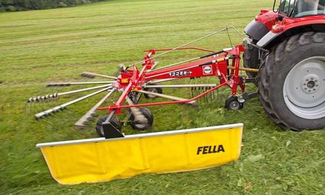 New FELLA TS400 DN Hay Tools For Sale on Combine For Agricultural Machinery Types
