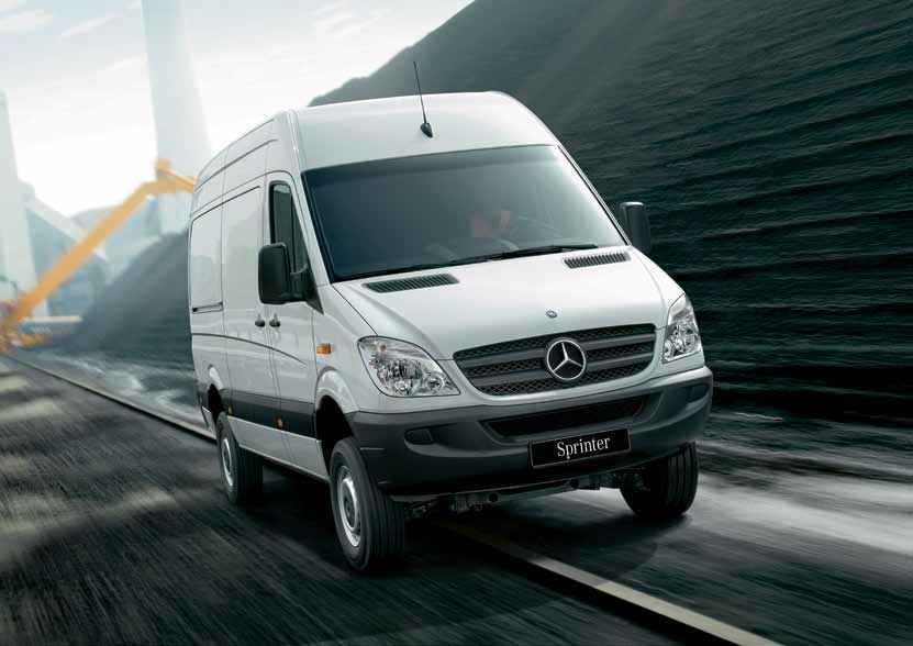 New mercedes benz sprinter 319 cdi lwb high roof van light for New mercedes benz commercial