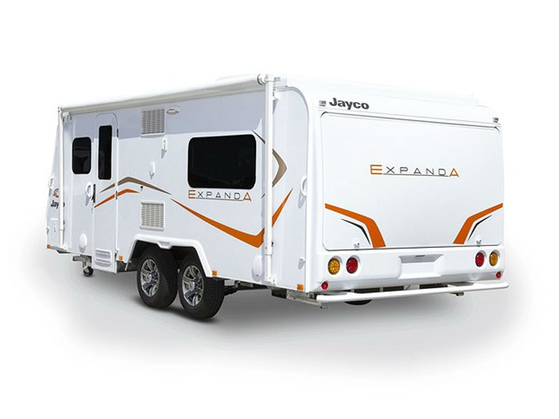 Innovative Jayco Expanda Pop Top 14Ft Touring Reviews  ProductReviewcomau