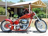 CHOPPER CUSTOM 2010