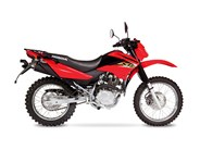 Honda XR125 DUSTER
