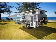 Australian Off Road Campers Quantum Off Road Supercamper