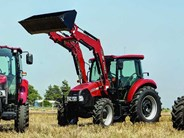 Case IH Farmall JX75 2C
