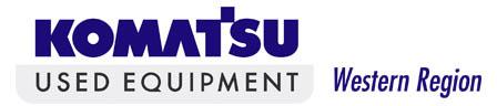 Komatsu Used Equipment - WA