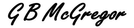 G B McGregor