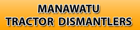 Manawatu Tractor Dismantlers