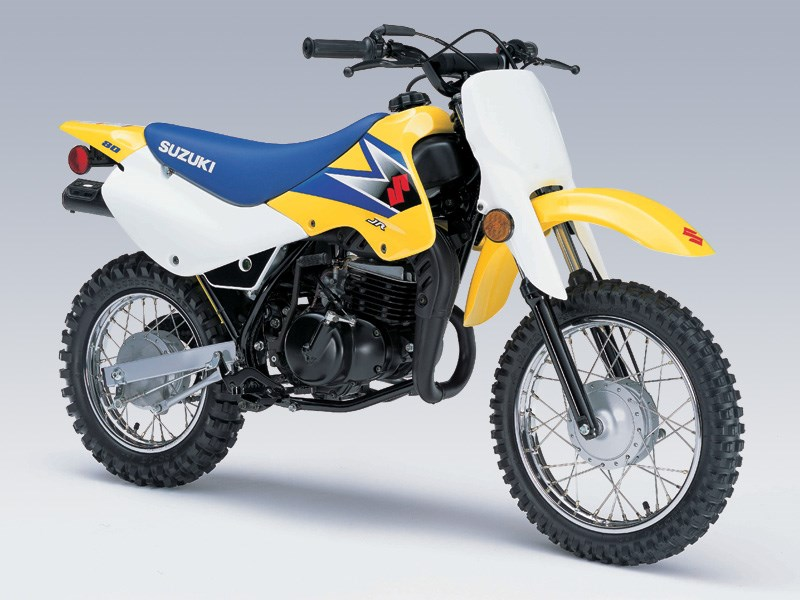 Suzuki Jr80 Motorcycles Specification