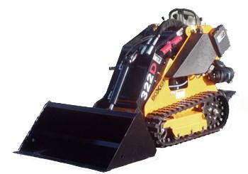 BOXER 322D Loaders Skid Steers Specification